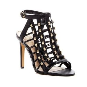 NWOB VINCE CAMUTO Kalare Cage Sandal